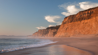 Pescadero Cliffs & Clouds 4153