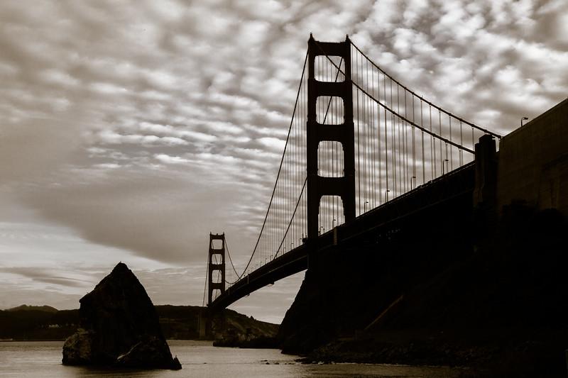 GG Silhouette & Clouds 3886cs