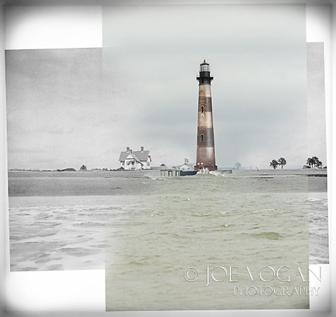 Morris Island Lighthouse (unrecorded and 2013)