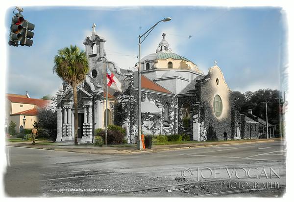 Christ Episcopal Church (circa 1905-15 and 2013)