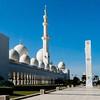 Sheik Zayed Mosque, Abu Dhabi