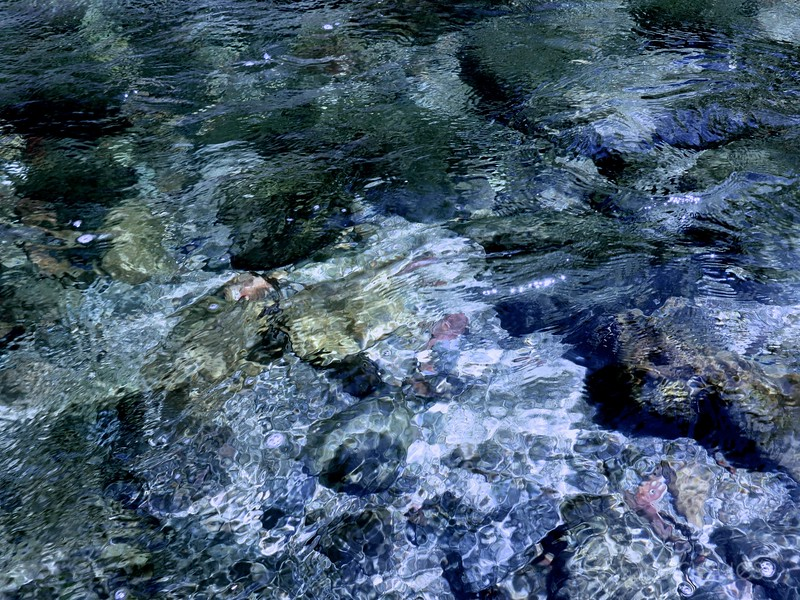 Blue River Stones