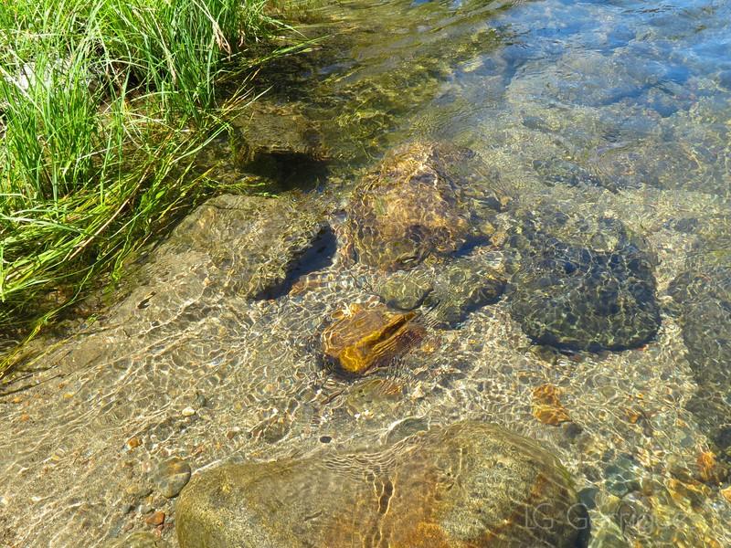 Gold River Stones