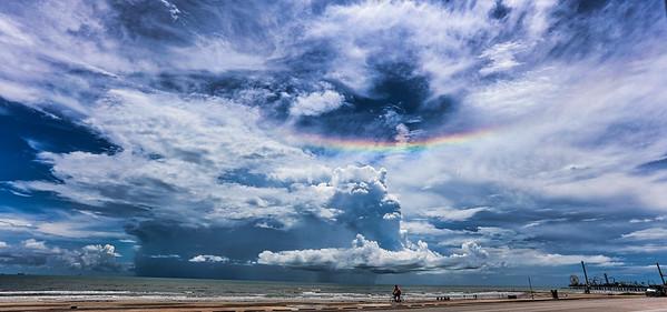 Iridescent Cloud