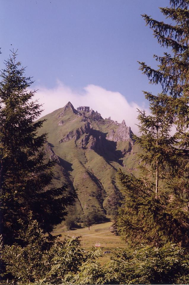 Le Puy de Sancy