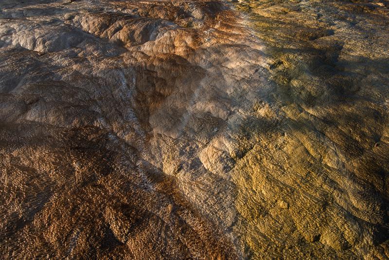 Natural Texture - Yellowstone 2017