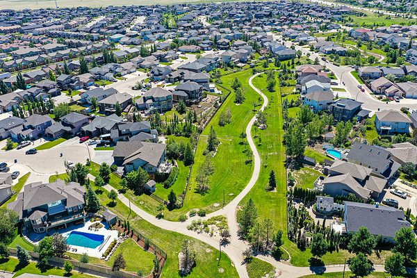 Wiillowgrove Aerial