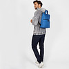 "129-402-NTB, Dalston	Reykjavik, Ultra Lightweight Totepack 15""	Nautical Blue"