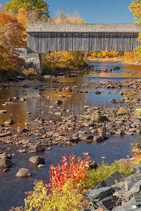 Lowes Bridge, Piscataquis River, Guilford, Maine