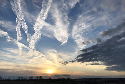 Chemtrails and Clouds