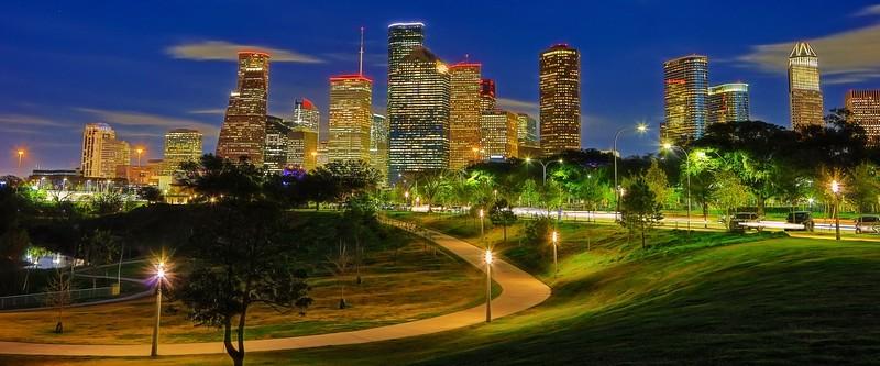 A Houston Evening