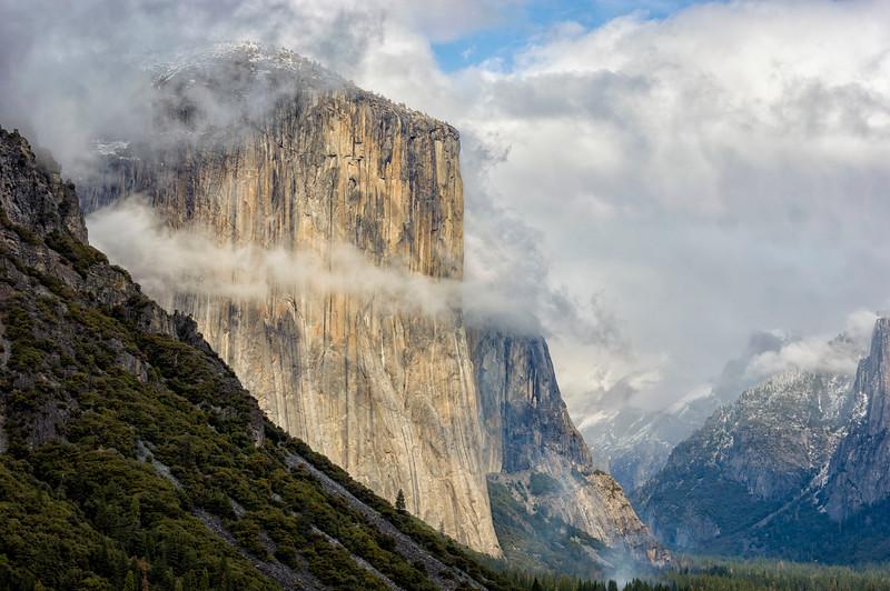 El Capitan Storm - Yosemite-8