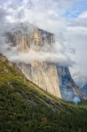 El Capitan Storm - Yosemite-6