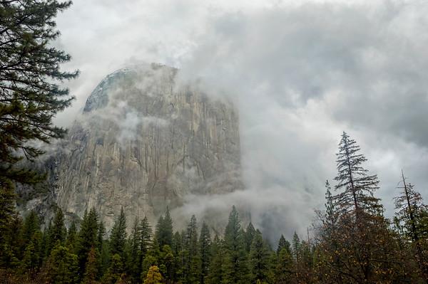 El Capitan Storm - Yosemite-4