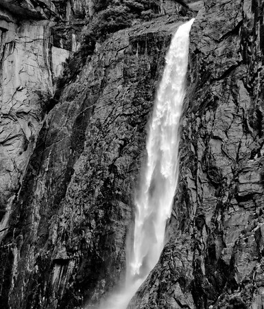 Lower Yosemite Falls - Yosemite