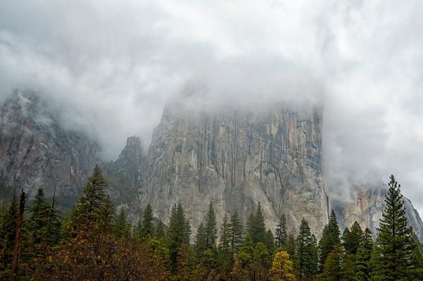 El Capitan Storm - Yosemite-2