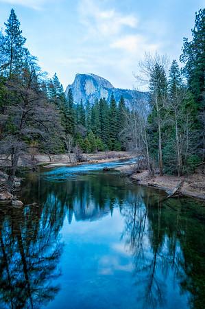 Sentinel Bridge - Yosemite