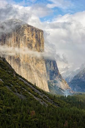 El Capitan Storm - Yosemite-7