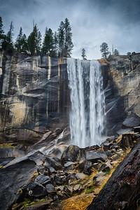 Vernal Falls - Yosemite-2