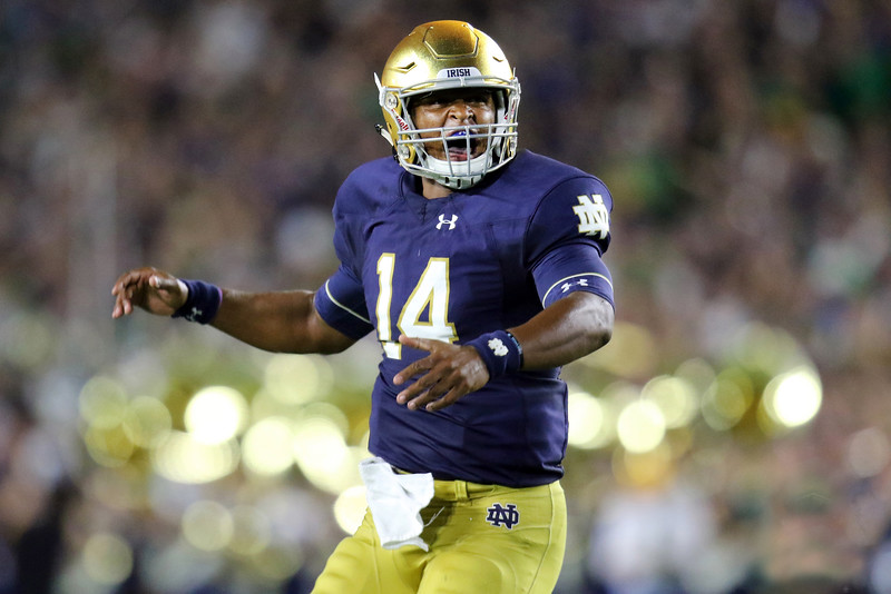 #12 Michigan State vs #18 Notre Dame <br /> (Sep 17, 2016 at Notre Dame Stadium)
