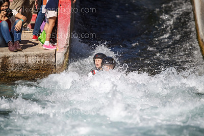 thru the chute