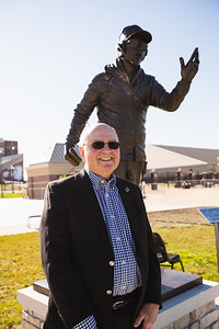 Statue unveiling at CCC as