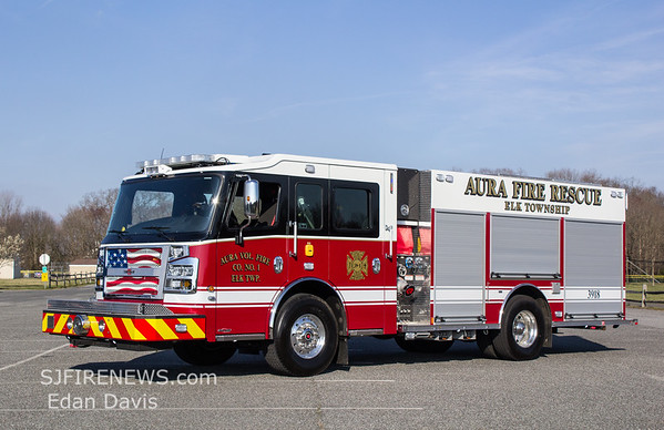 Aura, Gloucester County NJ, Rescue Engine 3918, 2018 Rosenbauer MP3 Commander 1500-1000-20, (C) Edan Davis, www sjfirenews (1)