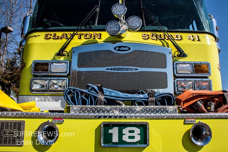 Clayton, Gloucester County NJ, Squad 41-18, 2015 E-One Typhoon 1590-750-Jaws (C) Edan Davis, www sjfirenews (10)