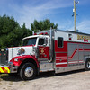 Ferrell, Gloucester County NJ, Rescue 39-28, 1991 Freightliner-Saulsbury (C) Edan Davis, www sjfirenews com  (8)