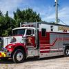 Ferrell, Gloucester County NJ, Rescue 39-28, 1991 Freightliner-Saulsbury (C) Edan Davis, www sjfirenews com  (4)