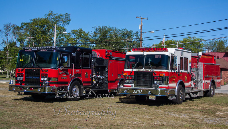 Mauricetown, Cumberland County NJ, Old and New Engine 12-01, (C) Edan Davis, www sjfirenews (3)