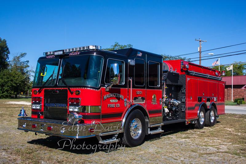 Mauricetown, Cumberland County NJ, Engine 12-01, 2016 KME Predator, Panther 2000-2500, (C) Edan Davis, www sjfirenews (13)