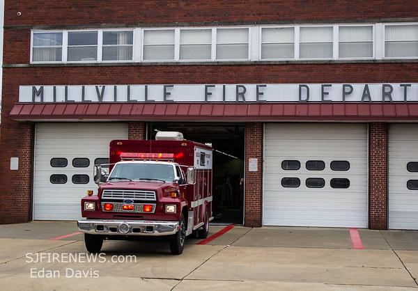 Millville Fire Dept  (Cumberland County NJ), Engine 36
