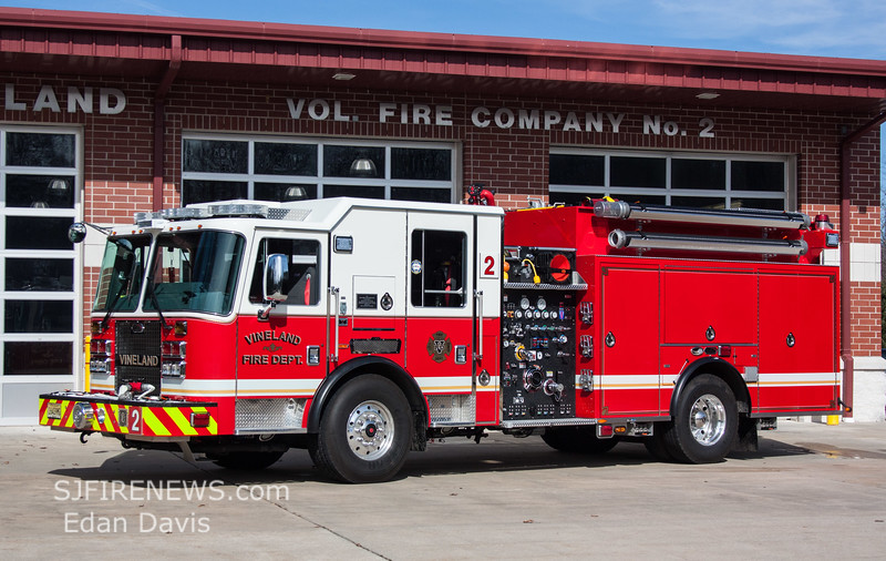 Vineland City, Cumberland County NJ, Engine 22, 2017 KME Panther Predator, 2000-750, (C) Edan Davis, www (9)