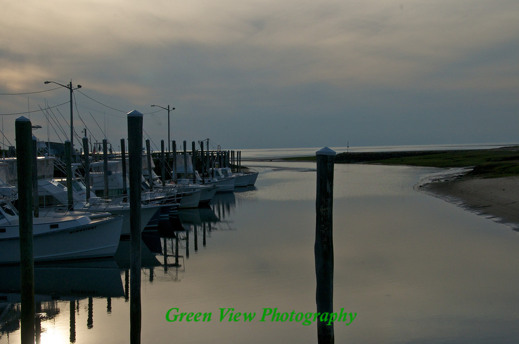 Boats in the Bay - Rock Harbor Rd
