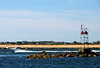 Plum Island Beach Jetty