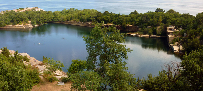 Halibut Quarry, Cape Ann
