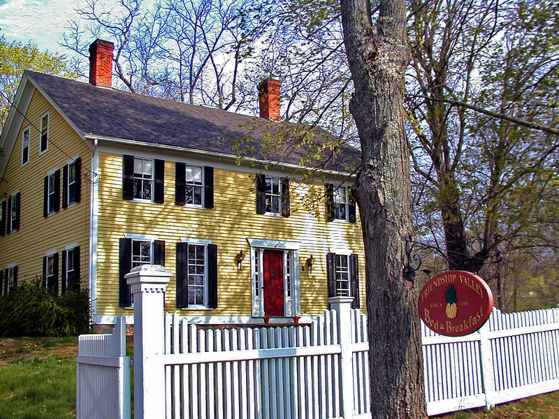 Colonial House, Brooklyn CT
