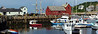 Rockport Harbor Panorama