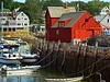 Rockport Harbor, Mass