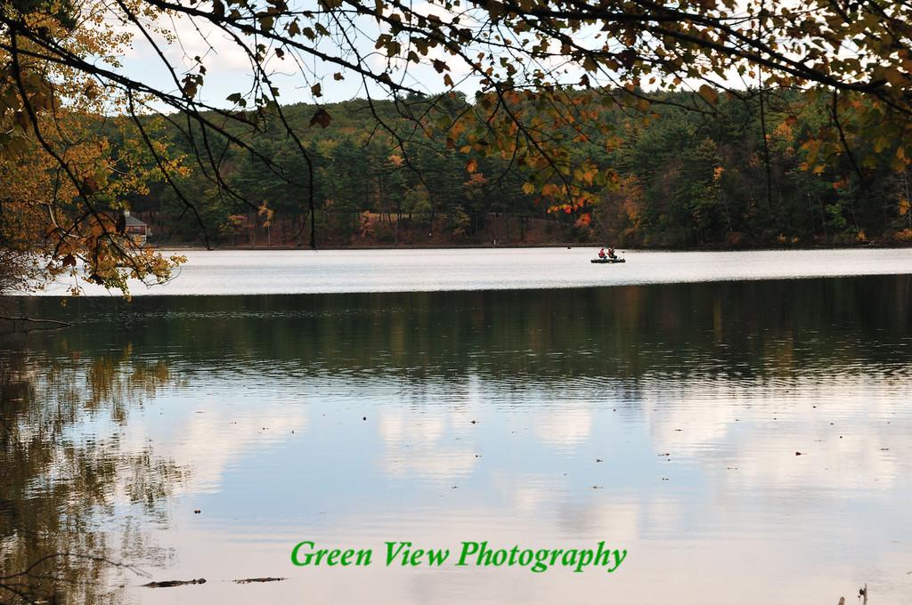 Waldon Ponds Autumn Activity