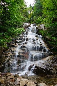 Falls along  Falling Water trail