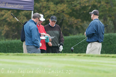 Mass Golf 2011 Member Days