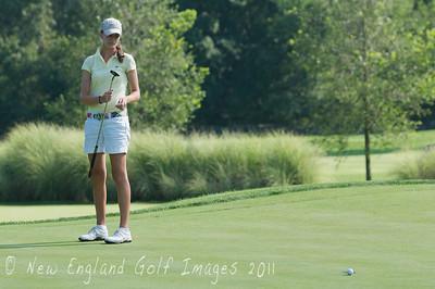 Mass Golf 2011 Women's Championships