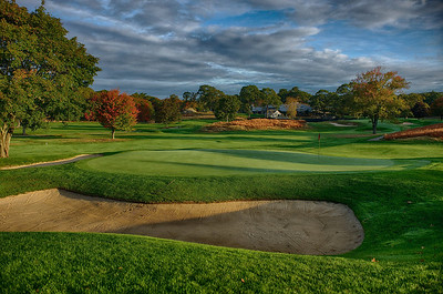 Cohasset GC October 2013