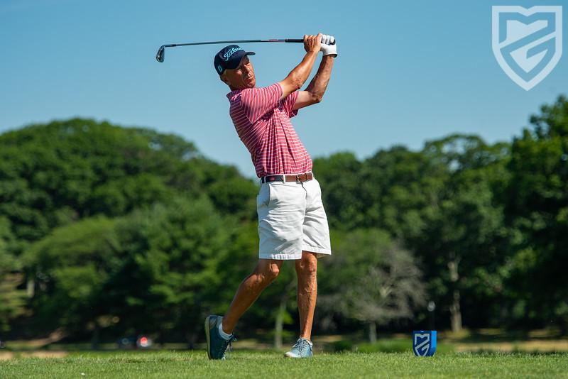 2008 & 2010 Massachusetts Amateur Champion John Hadges