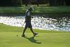 Jack Kearney strolls up to 14 Green