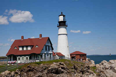Maine light houses to print