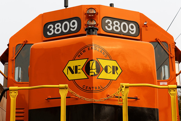 "Courtesy of G&W, we have another great color to add to the Palmer, MA based NECR ""rainbow"" consists. 4/7/2013 - 598C8636dK"