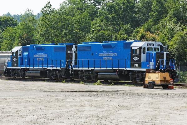Two new lease units on the Mass Central property. 7/17/2013 - 598C2422dK